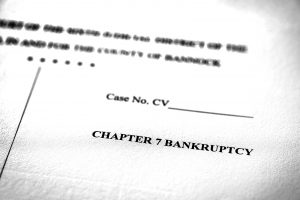voluntary liquidation of an insolvent company