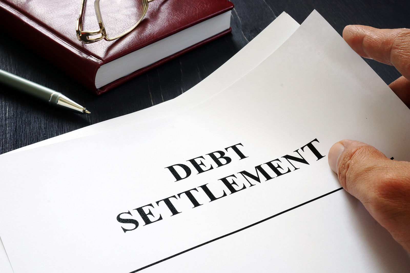 Debt Settlement in New Jersey - Knowing Your Options