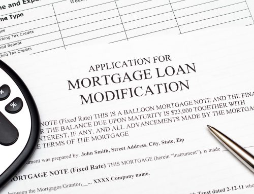 Mortgage Loan Modification & Bankruptcy – Considering Your Options