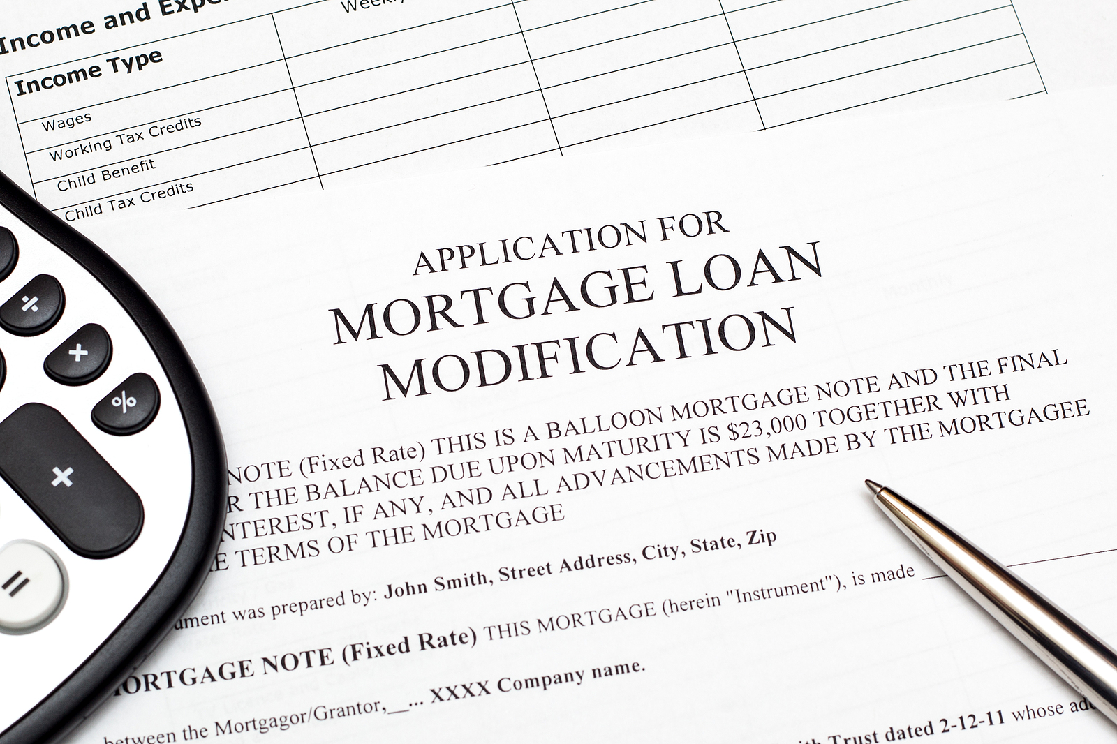 Mortgage Loan Modification & Bankruptcy - Considering Your Options